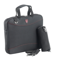 Falcon 16INCH NEOPRENE LAPTOP SLEEVE BLK