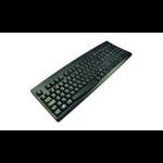 2-Power KYBAC260-UP-BKNL USB Dutch Black keyboard