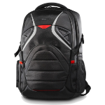 "Targus Strike 17.3"" 17.3"" Backpack Black,Red TSB900EU"