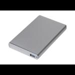 "Sabrent EC-UM30 storage drive enclosure 2.5"" HDD/SSD enclosure Silver"