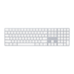 Apple MQ052Z/A Bluetooth QWERTY English White keyboard