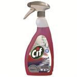 Cif PROF WASHROOM 2IN1 CLEANER 750ML SGL