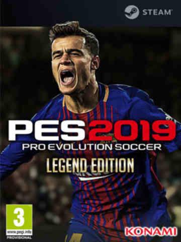Nexway Pro Evolution Soccer 2019 - Legend Edition vídeo juego PC Legendary Inglés