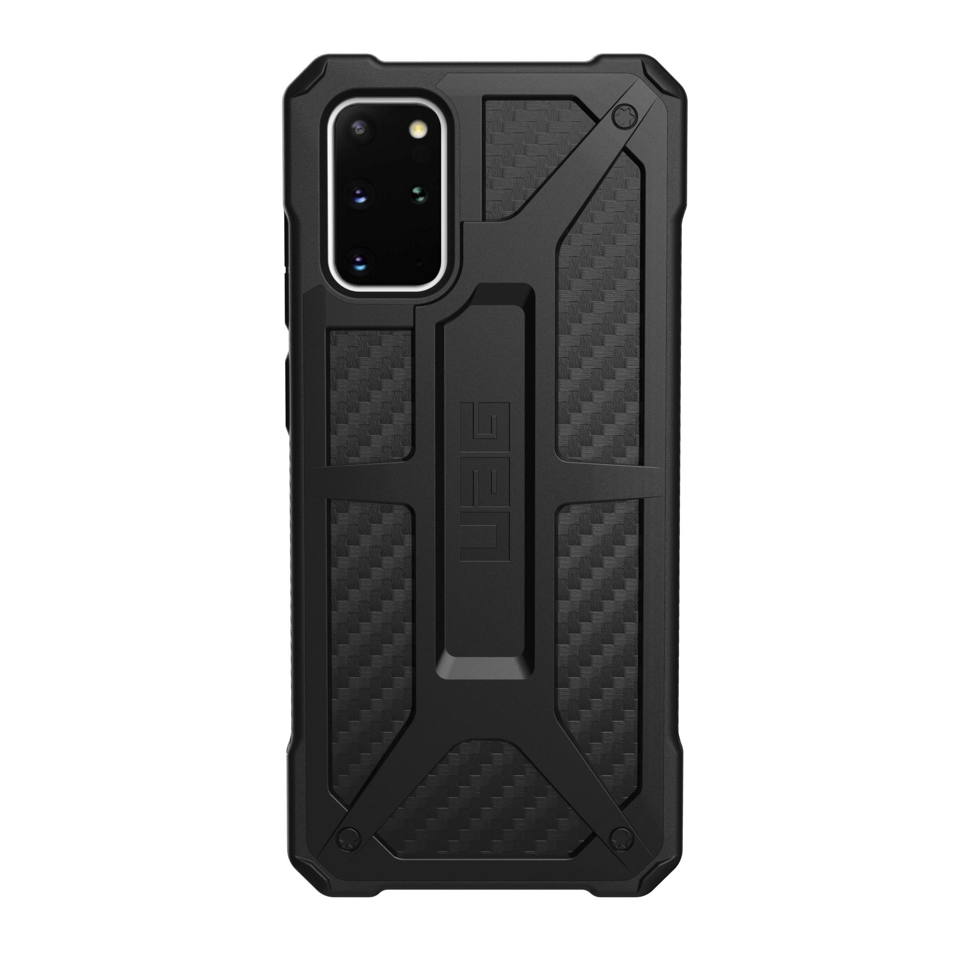 """Urban Armor Gear Monarch Series funda para teléfono móvil 17 cm (6.7"""") Negro, Carbono"""