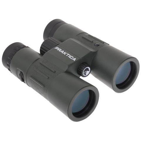 Praktica Discovery 10x42 Waterproof Binoculars binocular Roof Green