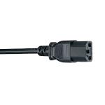 """Tripp Lite P004-006 power cable Black 72"""" (1.83 m) C14 coupler C13 coupler"""