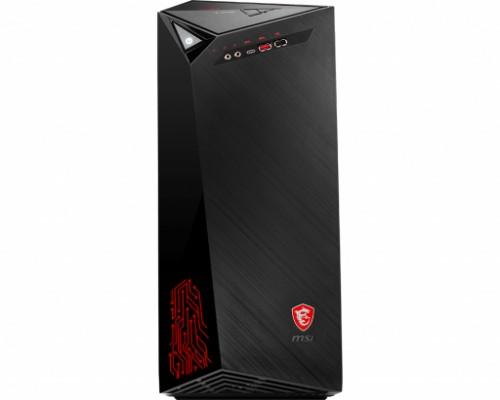 MSI Infinite 9SC-612EU 9th gen Intel® Core™ i5 i5-9400 8 GB DDR4-SDRAM 1128 GB HDD+SSD Black,Red Desktop PC