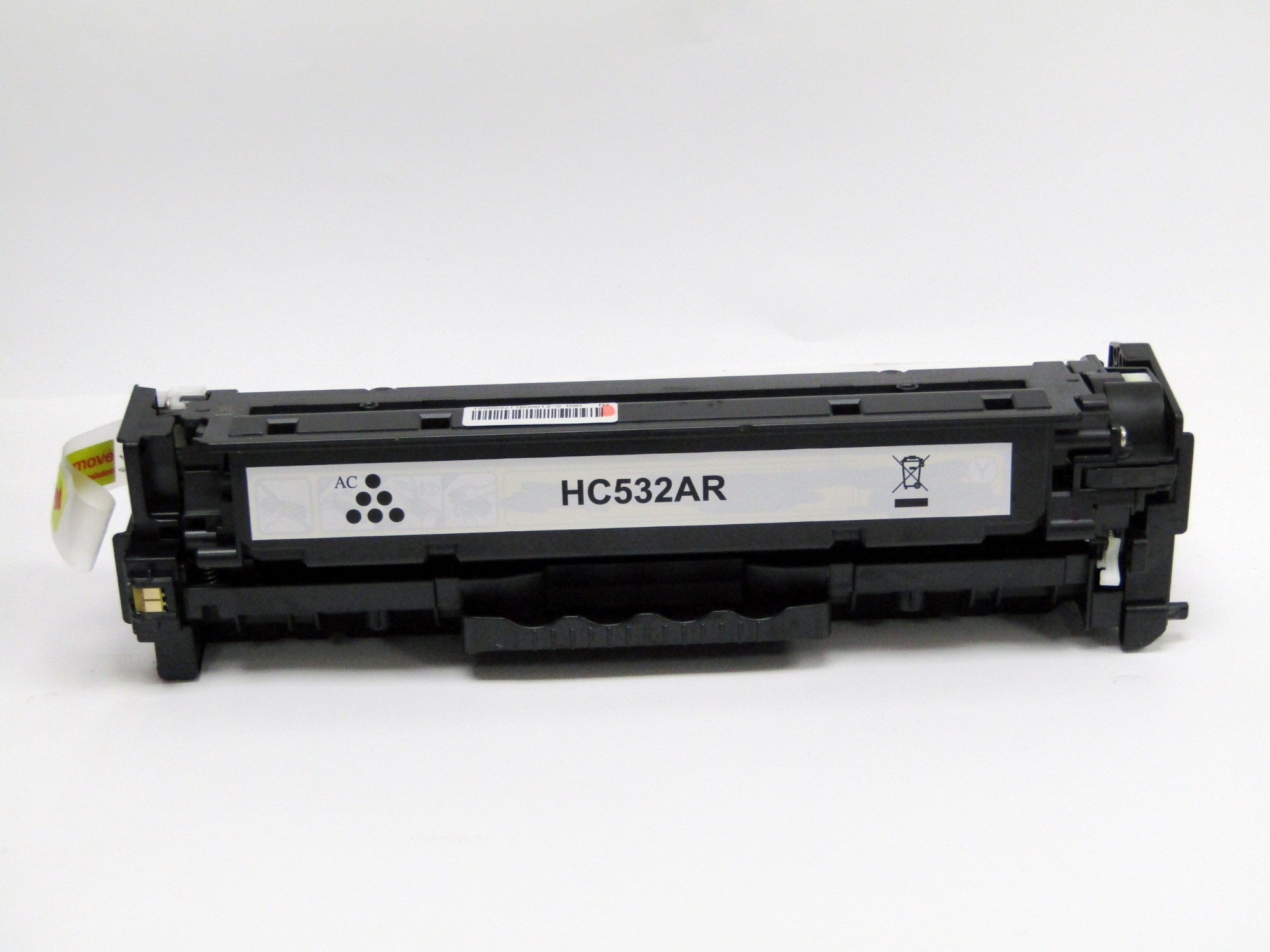 Remanufactured HP CC532A (304A) Yellow Toner Cartridge