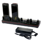 Honeywell CN80-CB-CNV-0 oplader voor mobiele apparatuur Binnen Zwart
