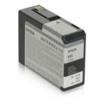 Epson C13T580800 (T5808) Ink cartridge black matt, 80ml