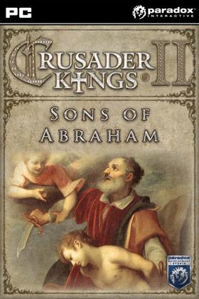 Nexway Crusader Kings II: Sons of Abraham Video game downloadable content (DLC) PC/Mac/Linux Español