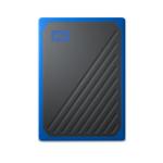 Sandisk WDBMCG0020BBT-WESN externe solide-state drive 2000 GB Zwart, Blauw