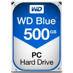 "Western Digital Blue 3.5"" 500 GB Serial ATA III"