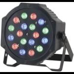 Generic 18 x 1W RGB LED Par Stage Light