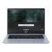 """Acer Chromebook CB314-1H-C4QB Silver 35.6 cm (14"""") 1366 x 768 pixels Intel® Celeron® 4 GB LPDDR4-SDRAM 32 GB Flash Wi-Fi 5 (802.11ac) Chrome OS"""