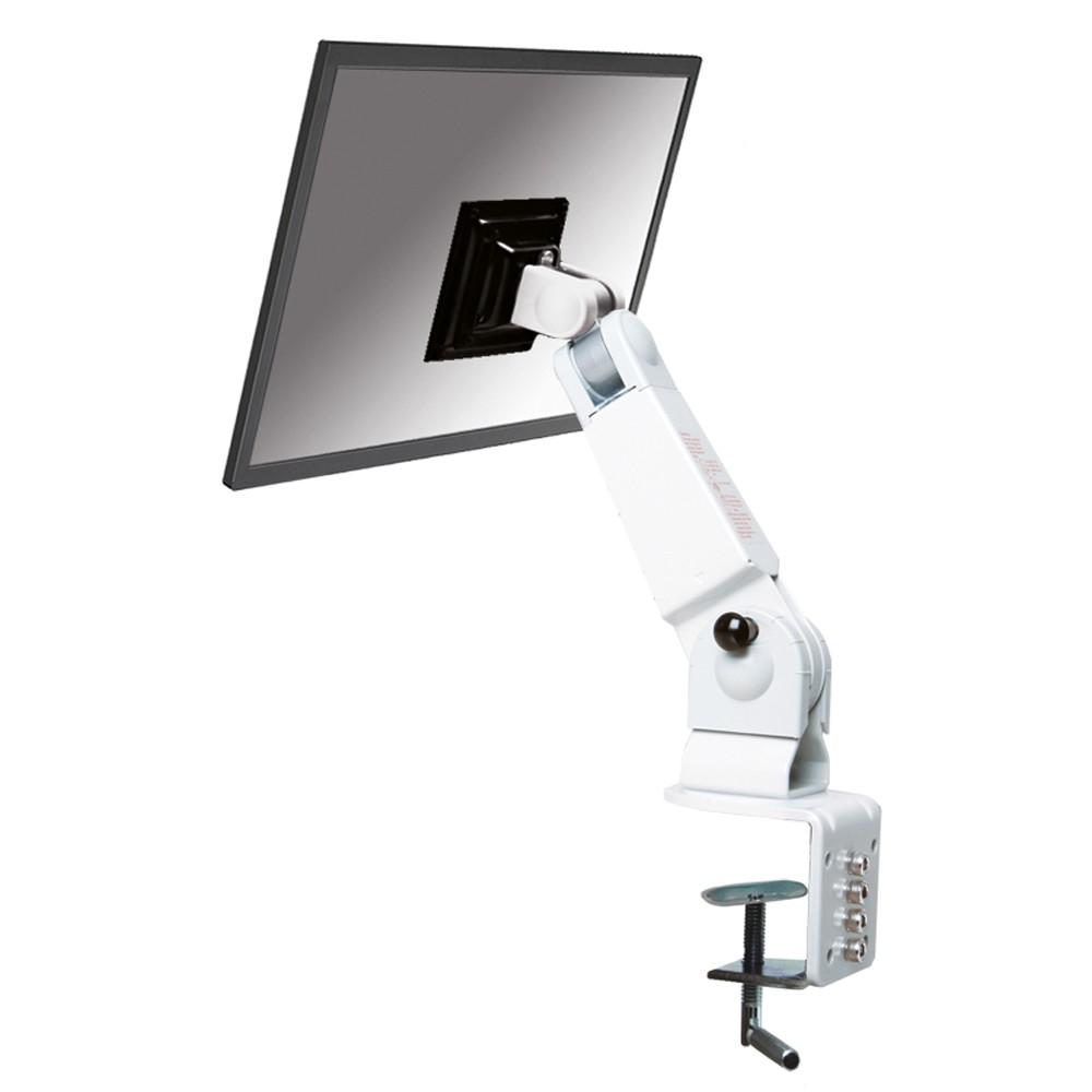 LCD Monitor Arm (fpma-d400) Desk Clamp Mount 338mm Length 0-400mm Hight Gray