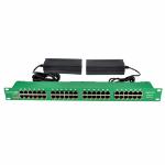 VisionTek 600014 PoE adapter Gigabit Ethernet 56 V