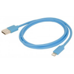 Urban Factory CID03UF 1m USB Lightning Blue mobile phone cable