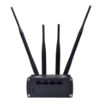 Teltonika RUT950 Black cellular wireless network equipment