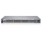Hewlett Packard Enterprise Aruba 2920 48G Managed network switch L3 Gigabit Ethernet (10/100/1000) 1U Grey