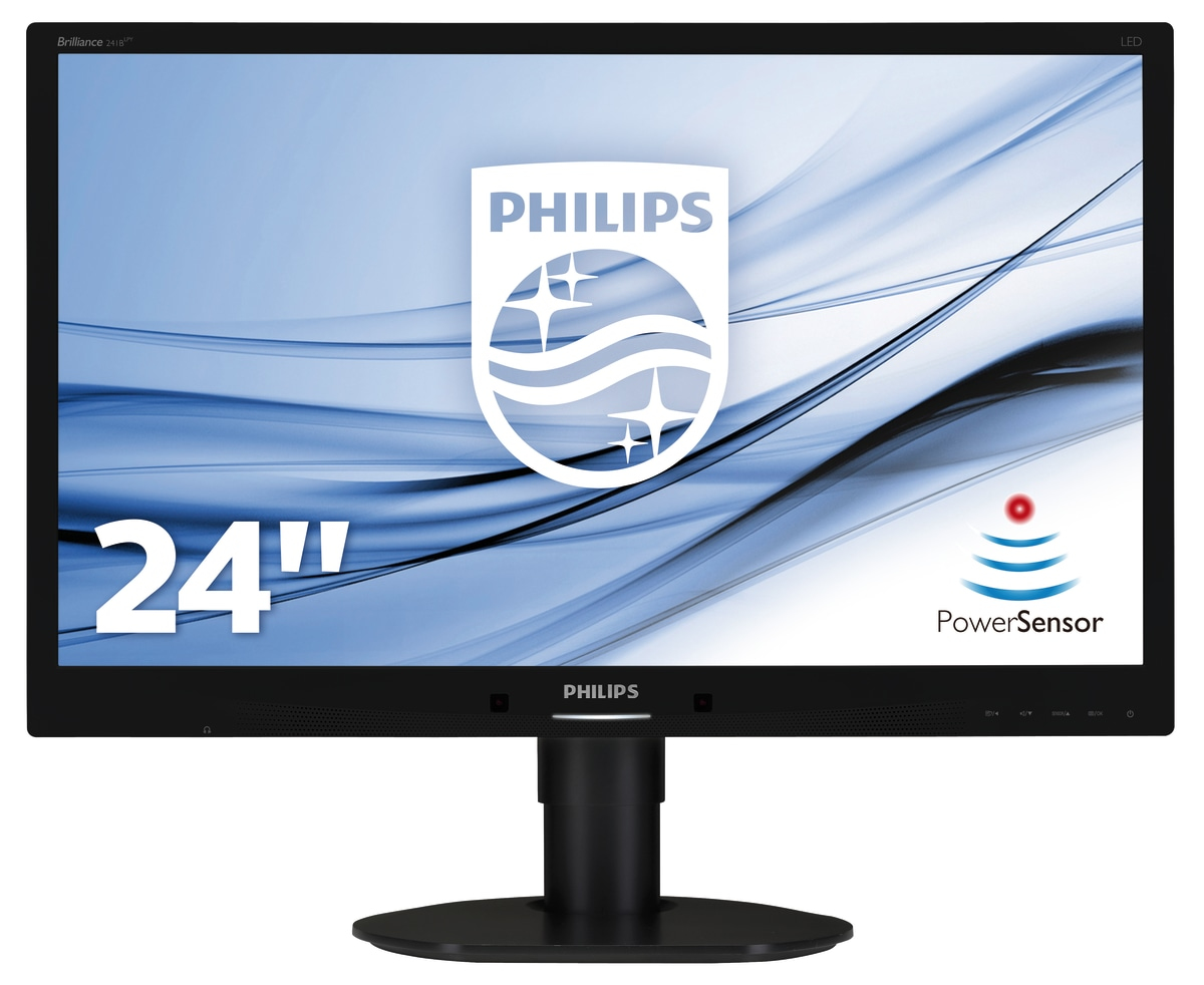 Philips B Line Monitor LCD, retroiluminación LED 241B4LPYCB/00