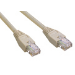 MCL Cable RJ45 Cat6 5.0 m Grey cable de red 5 m Gris