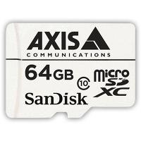 Axis Surveillance Card 64GB MicroSDXC Class 10 memory card