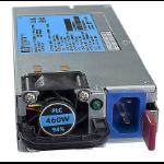Hewlett Packard Enterprise 660184-001 power supply unit 460 W Black, Silver
