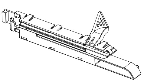 Datamax O'Neil DPR24-2613-01 pieza de repuesto de equipo de impresión Sensor