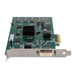 Datapath VISIONDVI-DL video capture board
