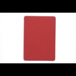 "MW 300007 Schutzhülle für iPad rot rot iPad Pro 12.9"" Cover Red Polycarbonate"