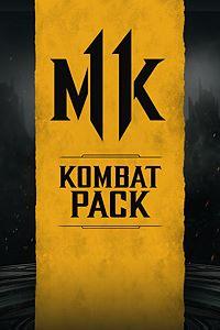 Microsoft Mortal Kombat 11 Kombat Pack Video game downloadable content (DLC) Xbox One
