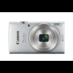 "Canon PowerShot ELPH 180 Compact camera 20MP 1/2.3"" CCD 5152 x 3864pixels Silver"