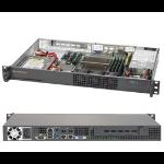 Supermicro 5019S-L Intel C232 LGA1151 1U Black