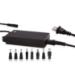 V7   Universal Ultra-Slim 40W AC Power Adapter for Ultrabooks and Chromebooks