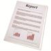 Rexel Nyrex™ A4 Cut Flush Folders Clear (25)