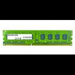 2-Power 8GB MultiSpeed DIMM 8GB DDR3 1600MHz memory module