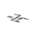 HP 446905-001 notebook spare part Motherboard