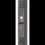 APC AP7850B power distribution unit (PDU) 0U Black 16 AC outlet(s)
