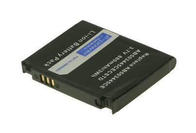 2-Power MBI0046A Lithium-Ion (Li-Ion) 880mAh 3.7V rechargeable battery