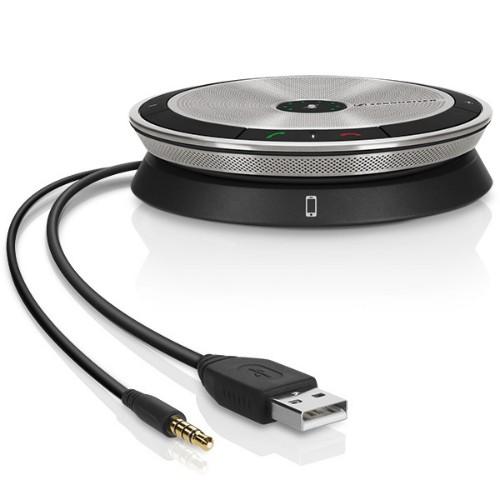 Sennheiser SP 20 ML speakerphone Universal Silver USB 2.0