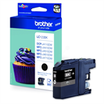 Brother LC-123BK Ink cartridge black, 600 pages, 9ml