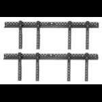 "Atdec ADWS-2X2F-180-W flat panel wall mount 116.8 cm (46"") Black"