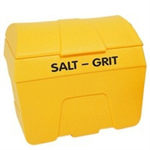 WINTER BIN SALT/GRIT W/OUT HOPPER 200L YLW