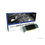 Matrox P69-MDDP256LAUF GDDR2 graphics card
