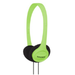 Koss KPH7 headphone Circumaural Head-band Green