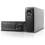 Riello Sentinel Dual 8000VA 2AC outlet(s) Rackmount/Tower Grey uninterruptible power supply (UPS)