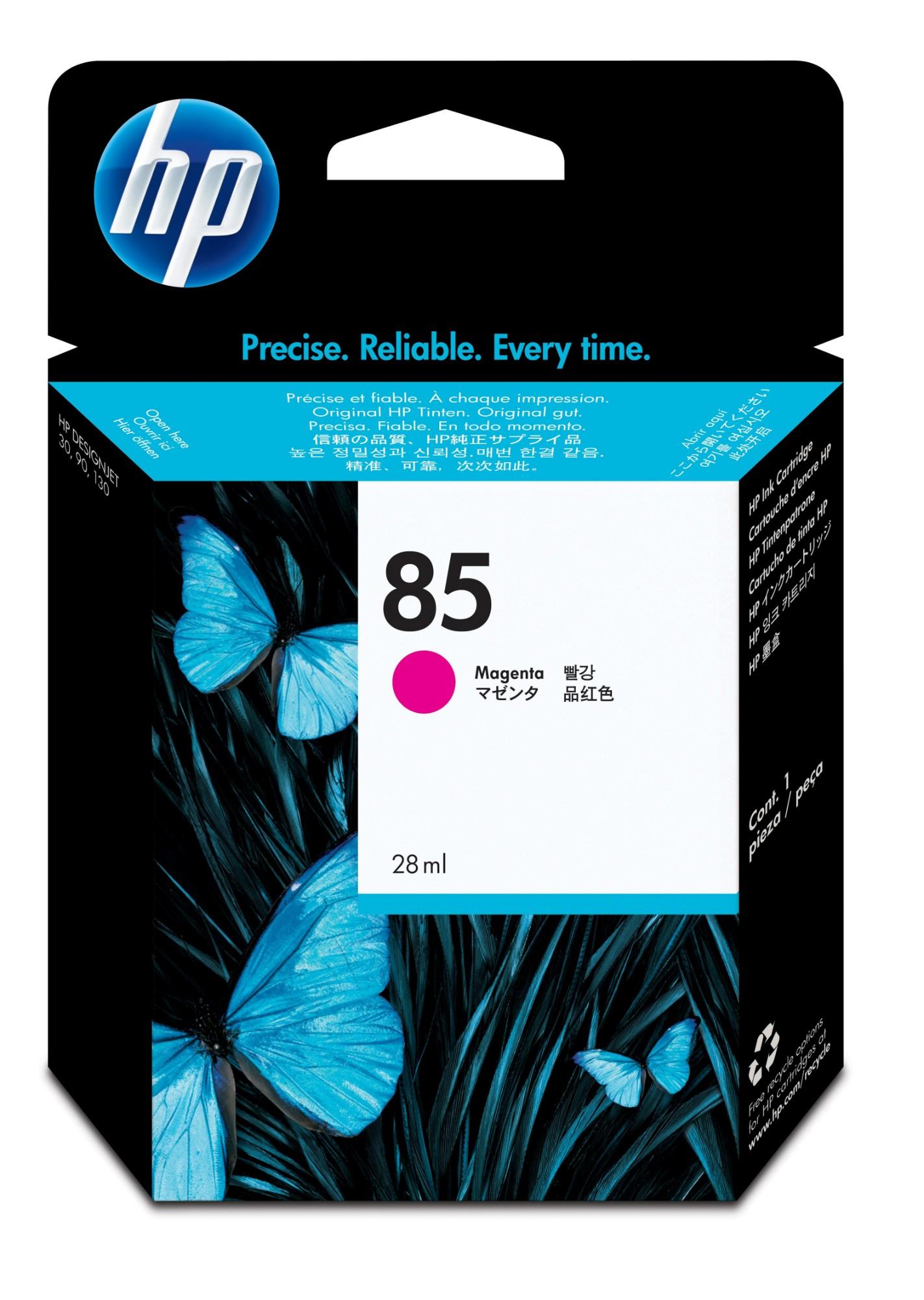 HP 85 Origineel Magenta