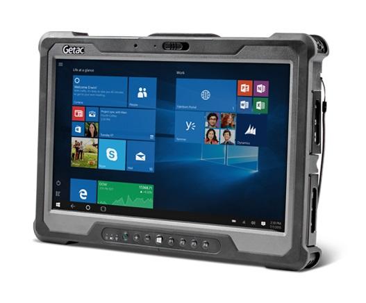 Getac A140 tablet Zesde generatie Intel® Core™ i5 i5-6200U 128 GB Zwart