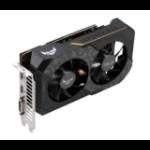 ASUS TUF-GTX1660-O6G-GAMING GeForce GTX 1660 6 GB GDDR5